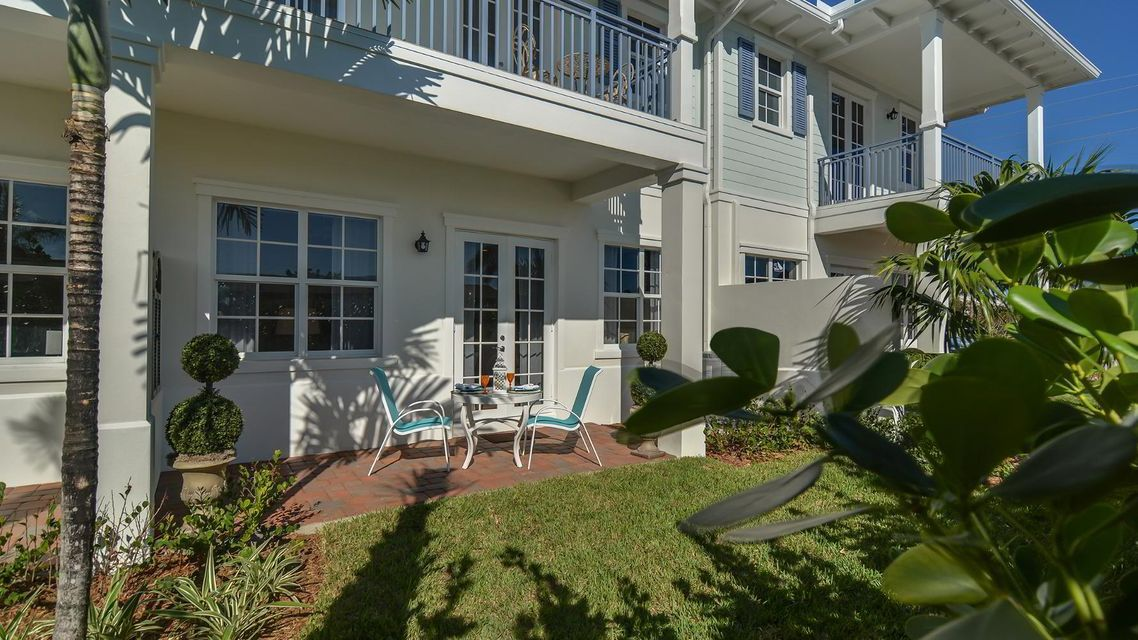Townhouse for Sale at 144 Ocean Breeze Drive 144 Ocean Breeze Drive Juno Beach, Florida 33408 United States