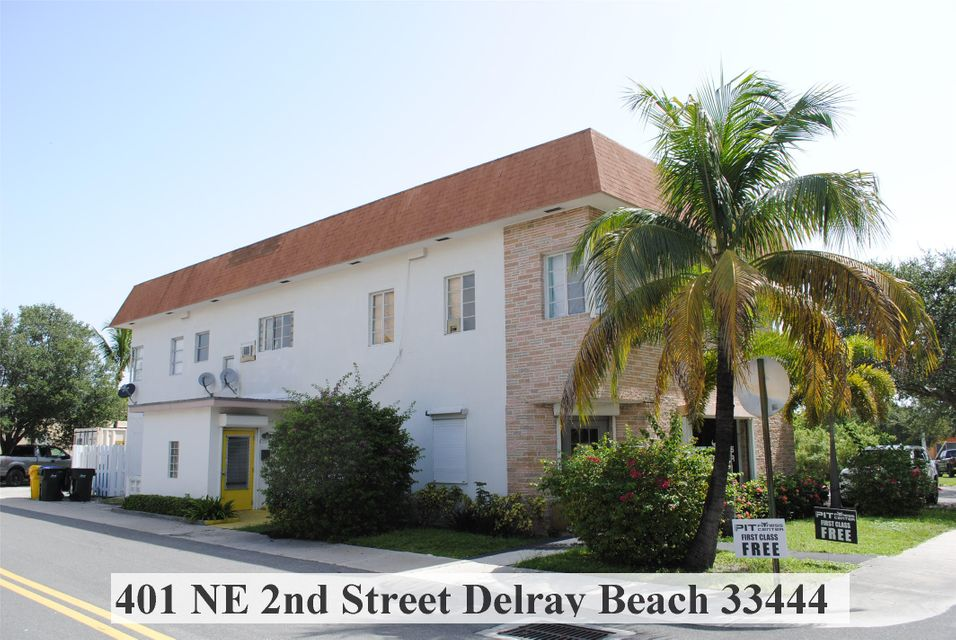 401 NE 2nd Street, Delray Beach, FL 33483