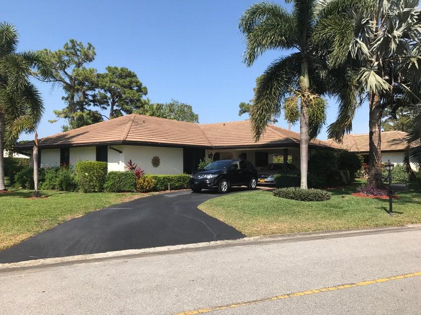 Villa for Rent at 439 Pine Villa Drive Atlantis, Florida 33462 United States