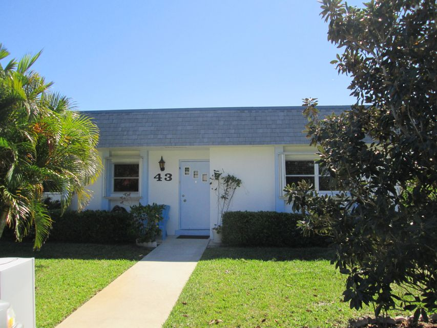 2638 Gately Drive E 43, West Palm Beach, FL 33415