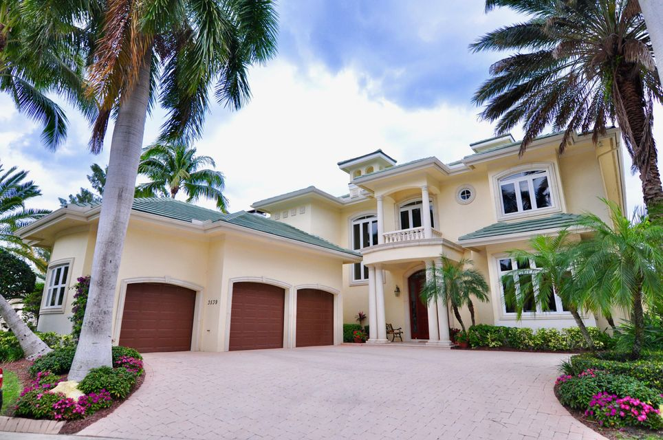 New Home for sale at 3539 Jonathans Harbour Drive in Jupiter