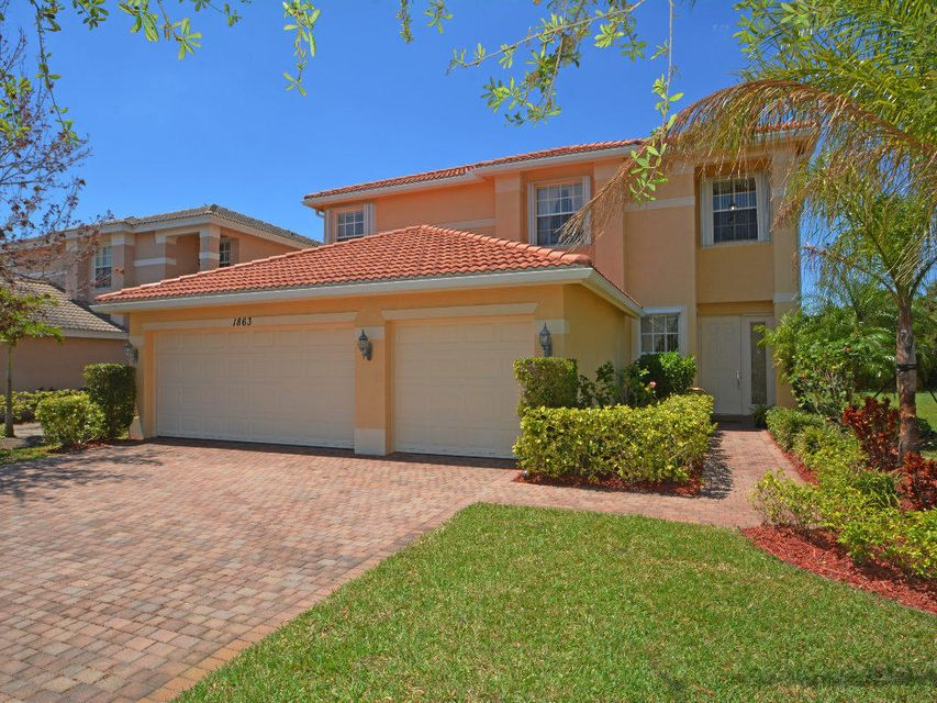 1863 Grey Falcon Circle SW, Vero Beach, FL 32962