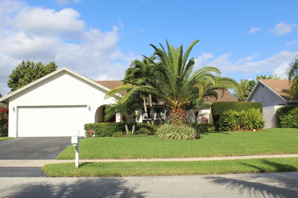 586 NW 45th Way, Delray Beach, FL 33445