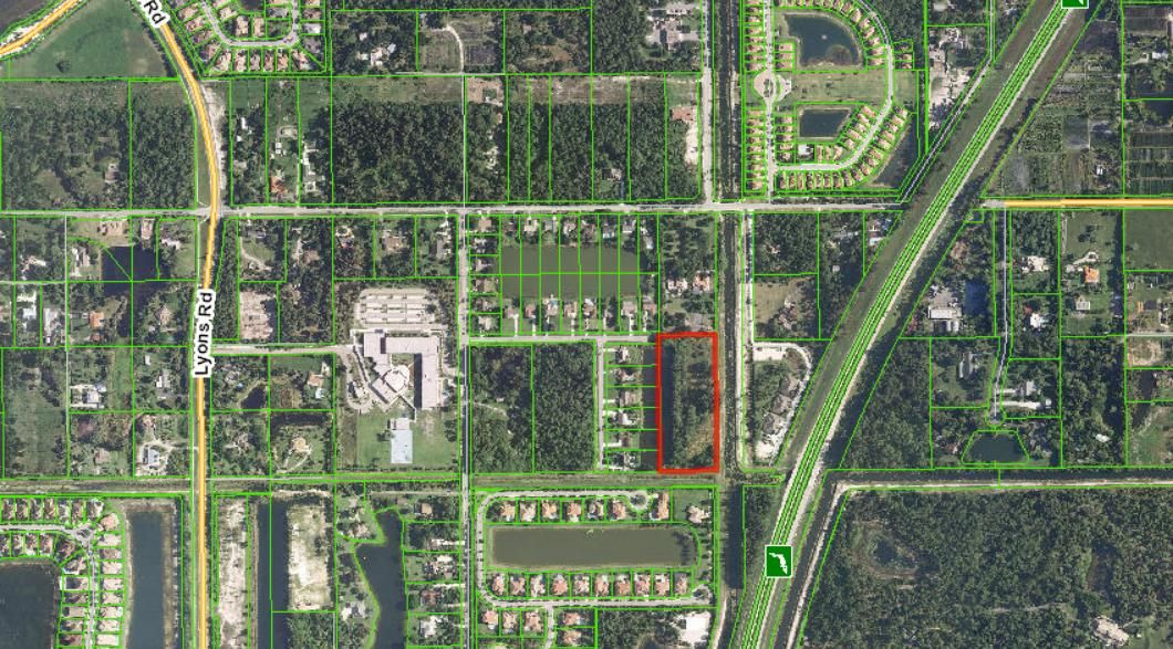 Agricultural Land for Sale at 8020 3rd Place S 8020 3rd Place S West Palm Beach, Florida 33411 United States