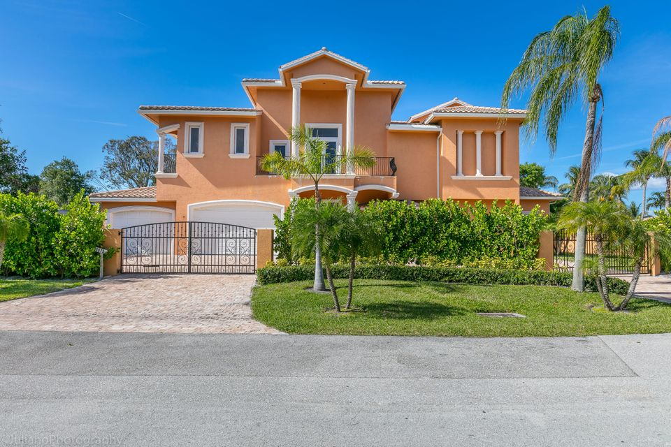 New Home for sale at 18735 Rio Vista Drive in Jupiter