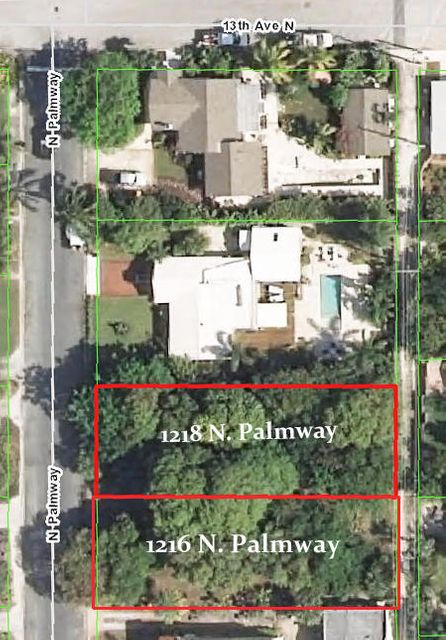 1216 N Palmway, Lake Worth, FL 33460
