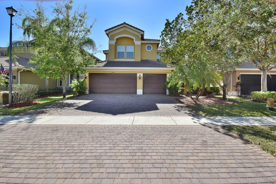8094  Emerald Winds Circle is listed as MLS Listing RX-10323497 with 61 pictures