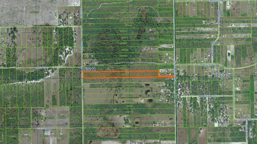 Agricultural Land for Sale at Fazzini Drive Frostproof, Florida 33843 United States