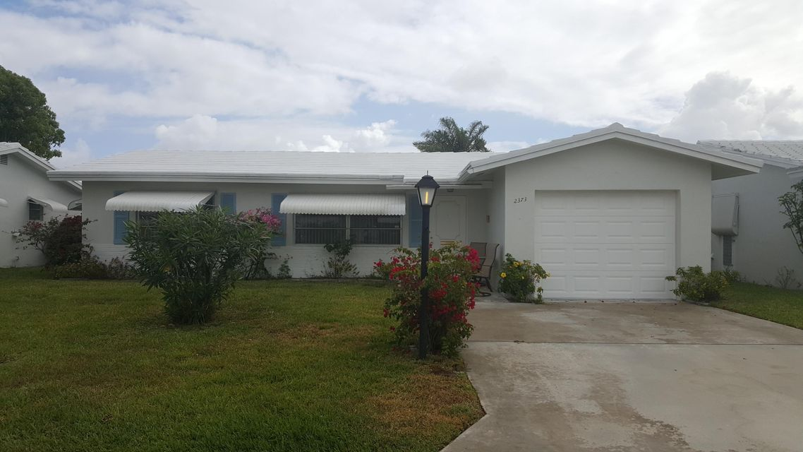 2373 SW 8th Avenue, Boynton Beach, FL 33426
