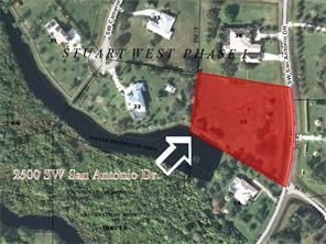 Single Family Home for Sale at 2500 SW San Antonio Drive Palm City, Florida 34990 United States