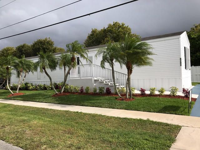 Mobile Home For Sale Tropical Breeze