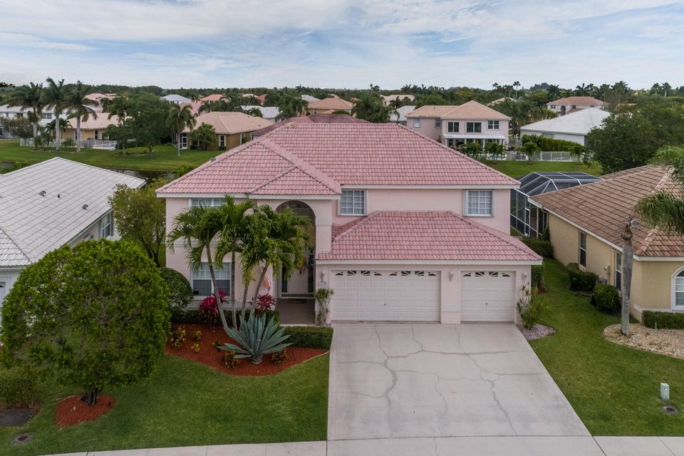 Home for sale in WINSTON TRAILS PAR 2 Lake Worth Florida