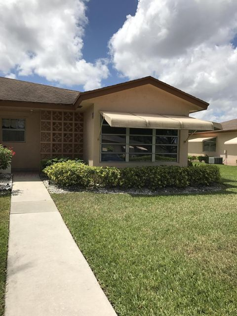 14436 Canalview Drive D, Delray Beach, FL 33484