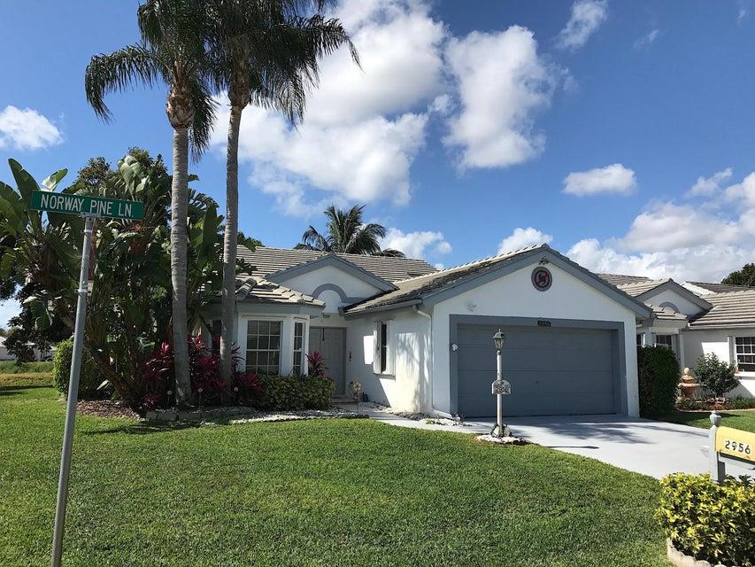 2956 Norway Pine Lane, Lantana, FL 33462