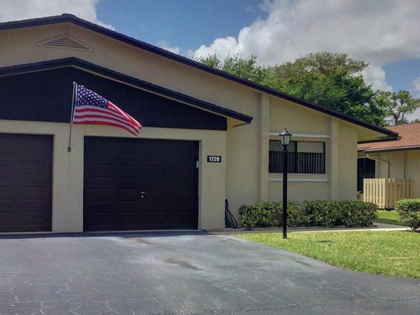 1720 Palmland Drive, Boynton Beach, FL 33436