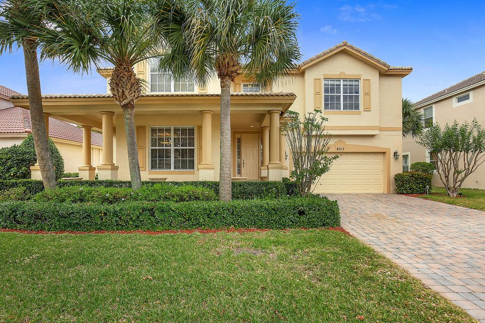 8513 Portobello Lane , Palm Beach Gardens FL 33418 is listed for sale as MLS Listing RX-10326251 38 photos