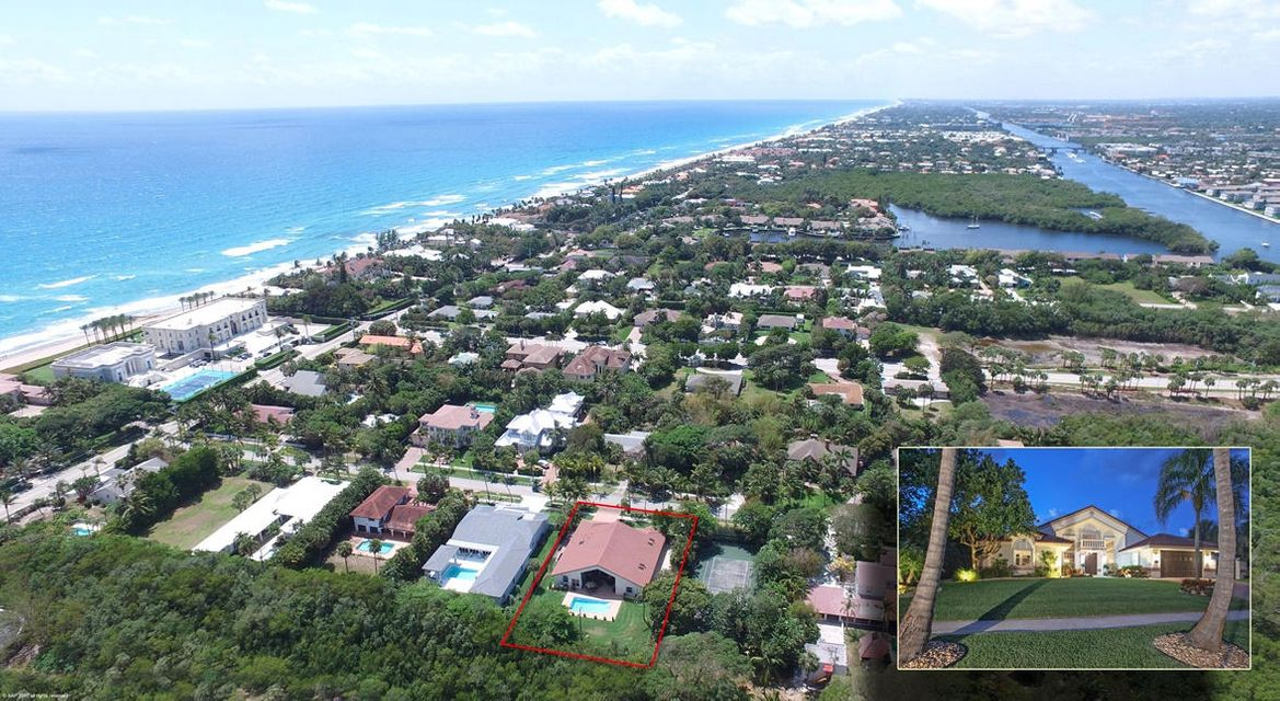 21 Coconut Lane, Ocean Ridge, FL 33435