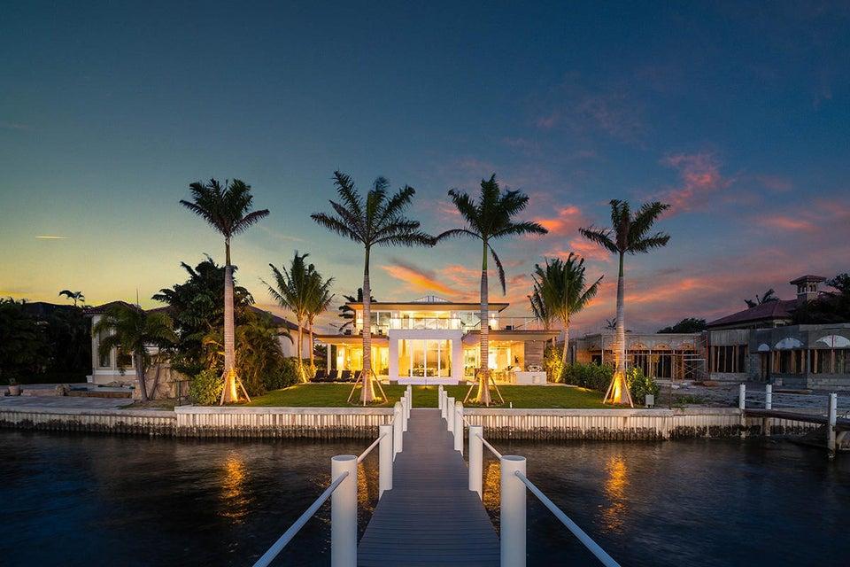 独户住宅 为 销售 在 913 N Atlantic Drive Lantana, 佛罗里达州 33462 美国
