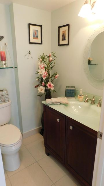 Main Floor Powder Room