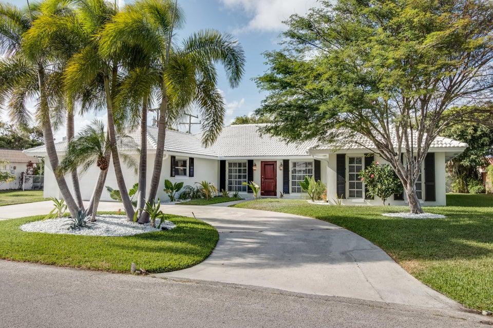 Home for sale in Palm Beach Isles, Singer Island Singer Island Florida