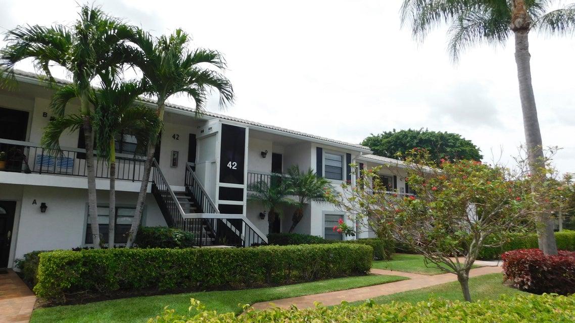 42 Stratford Lane D, Boynton Beach, FL 33436
