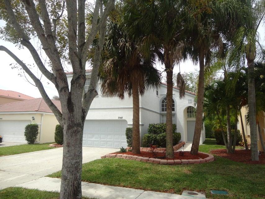 7547 Kingsley Court, Lake Worth, FL 33467