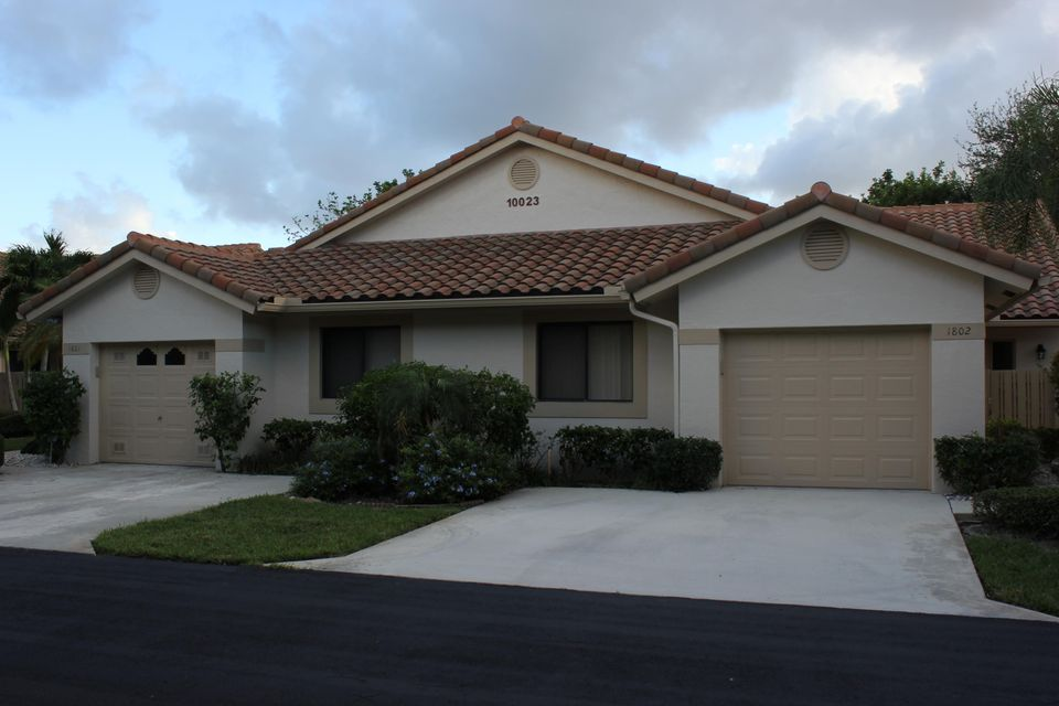 Villa for Rent at 10023 53rd Way S 10023 53rd Way S Boynton Beach, Florida 33437 United States