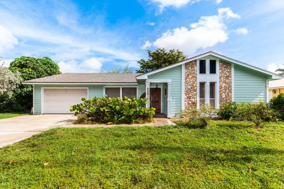 House for Sale at 116 Periwinkle Drive Hypoluxo, Florida 33462 United States