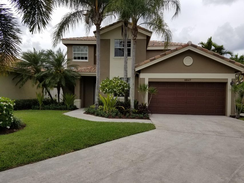 Single Family Home for Rent at 8347 Quail Meadow Way 8347 Quail Meadow Way West Palm Beach, Florida 33412 United States
