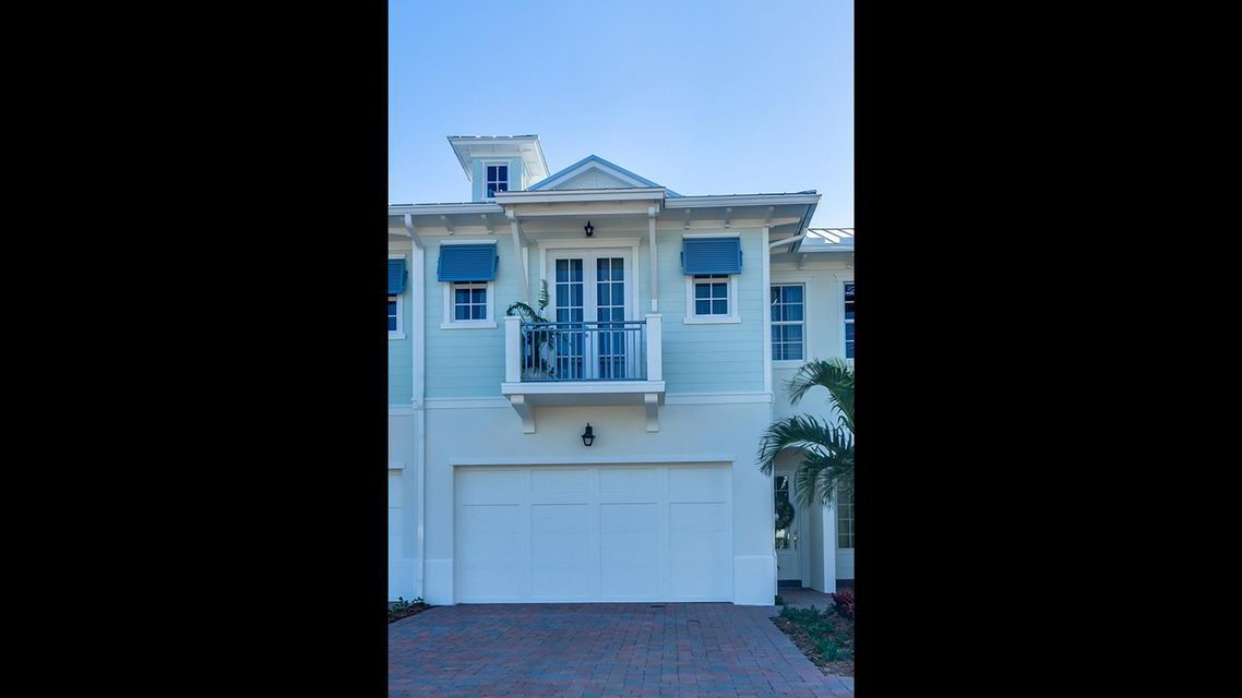 Townhouse for Sale at 140 Ocean Breeze Drive 140 Ocean Breeze Drive Juno Beach, Florida 33408 United States