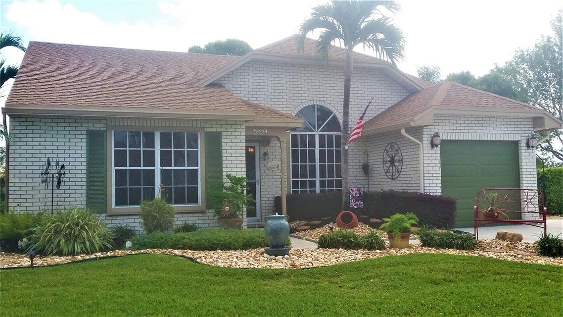 8654 Spring Valley Drive, Boynton Beach, FL 33472