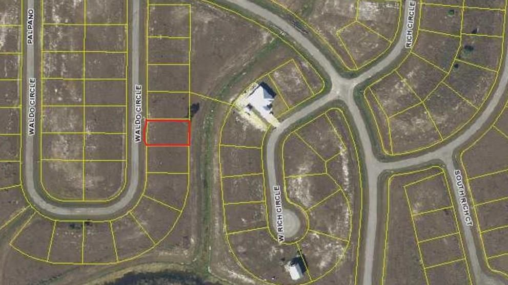 Commercial Land for Sale at 7031 Waldo Circle Labelle, Florida 33935 United States