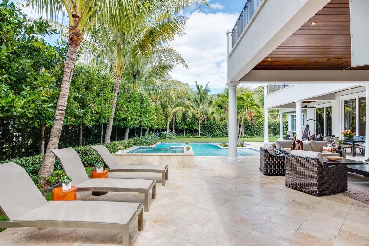 461 S Maya Palm Drive Boca Raton Florida 33432 Einfamilienhaus for Sales
