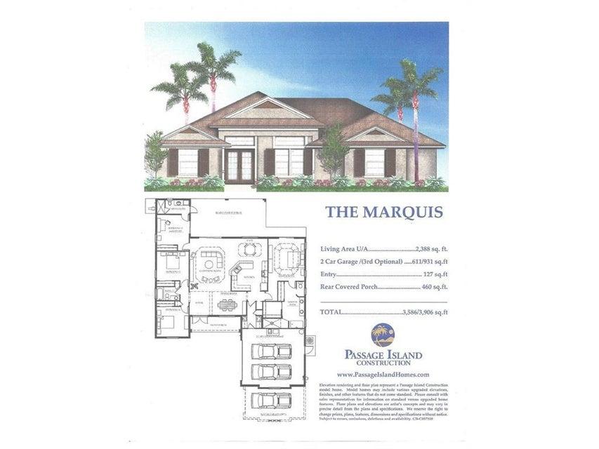 238 Oak Hammock Circle SW, Vero Beach, FL 32962