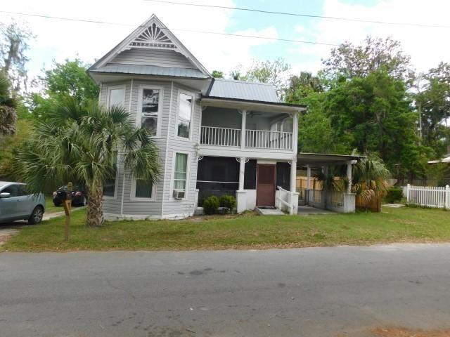 独户住宅 为 销售 在 107 4th Street SW Jasper, 佛罗里达州 32052 美国