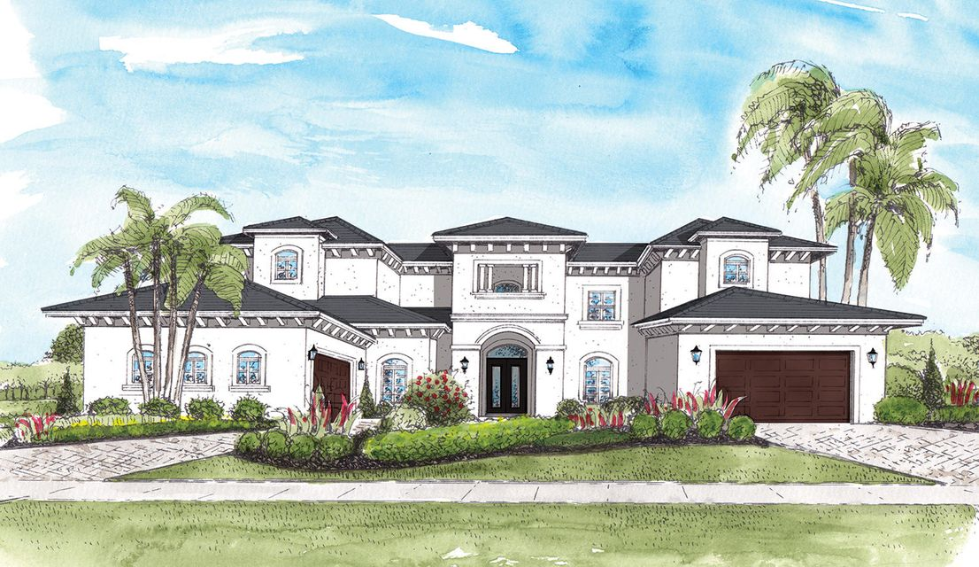 MIZNER COUNTRY CLUB home 8405 Del Prado Drive Delray Beach FL 33446