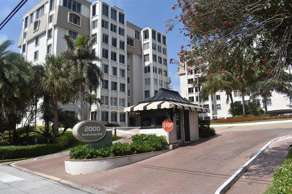 Co-op / Condo for Rent at 2000 S Ocean Boulevard 2000 S Ocean Boulevard Delray Beach, Florida 33483 United States