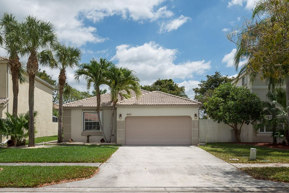 7457 Kingsley Court, Lake Worth, FL 33467