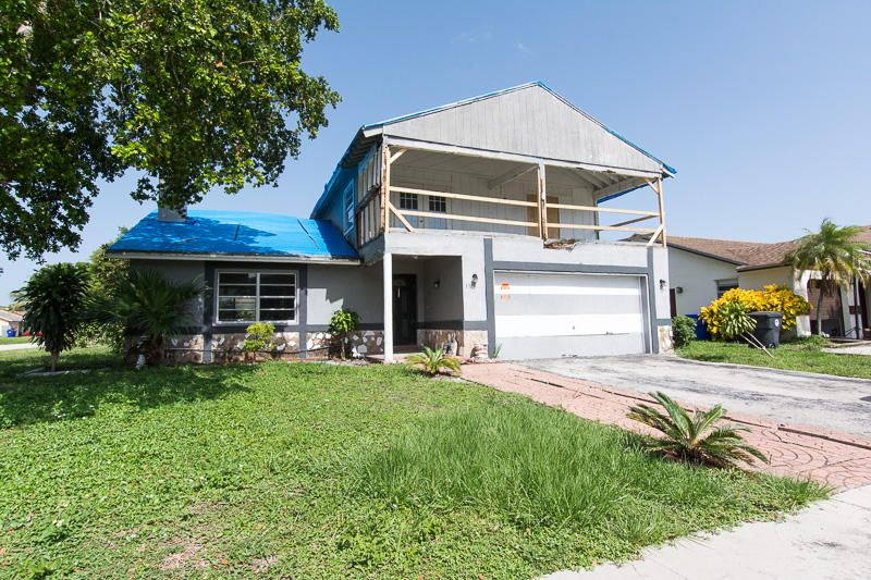 Home for sale in BURNHAM WOODS North Lauderdale Florida