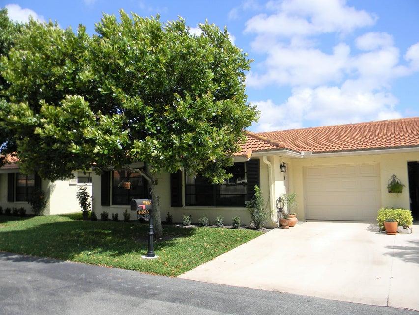 Bent Tree Villas West Condo 4485 Nutmeg-tree Lane