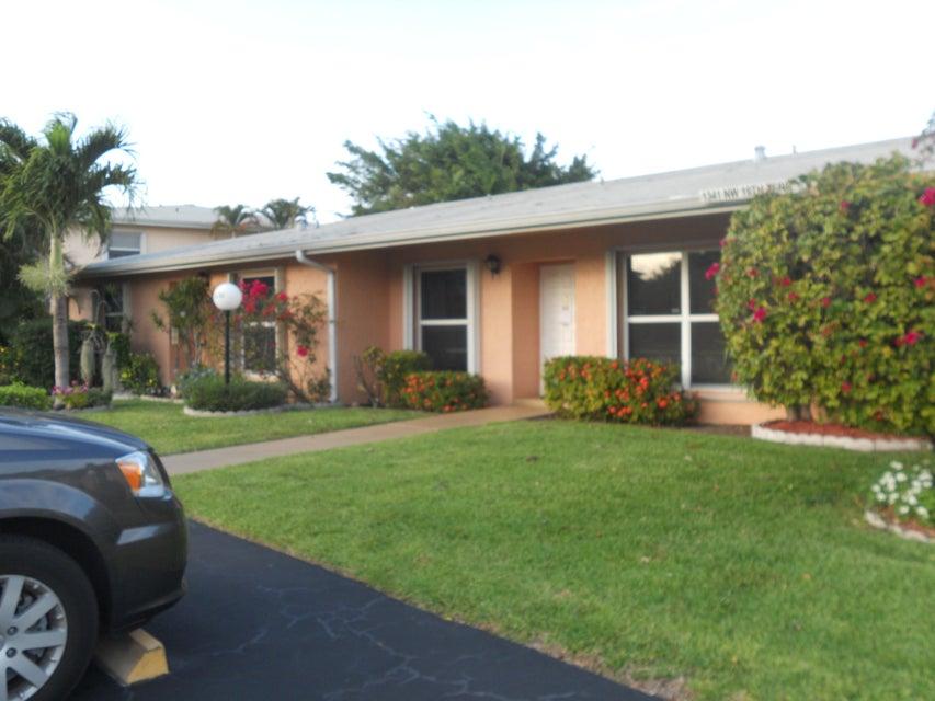1341 NW 19th Terrace 83-B, Delray Beach, FL 33445