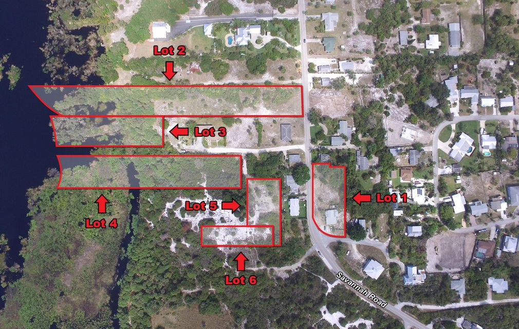 Land for Sale at 4665 NE Savanna Road 4665 NE Savanna Road Jensen Beach, Florida 34957 United States