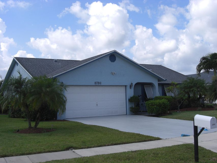 8780 Sand Lake Court, Lake Worth, FL 33467