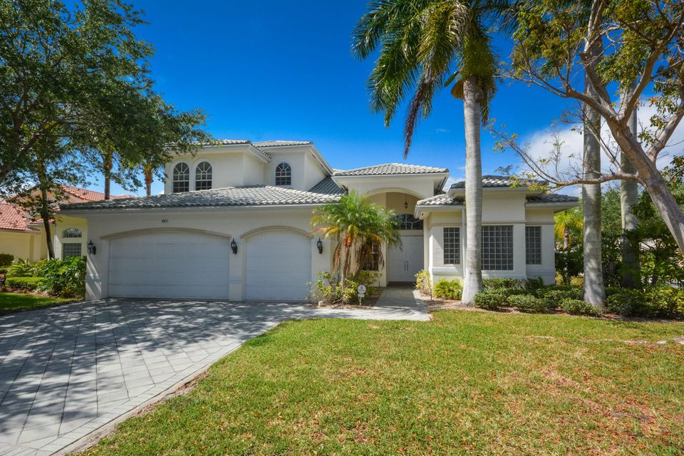 8891 Heartsong Terrace  Boynton Beach FL 33473