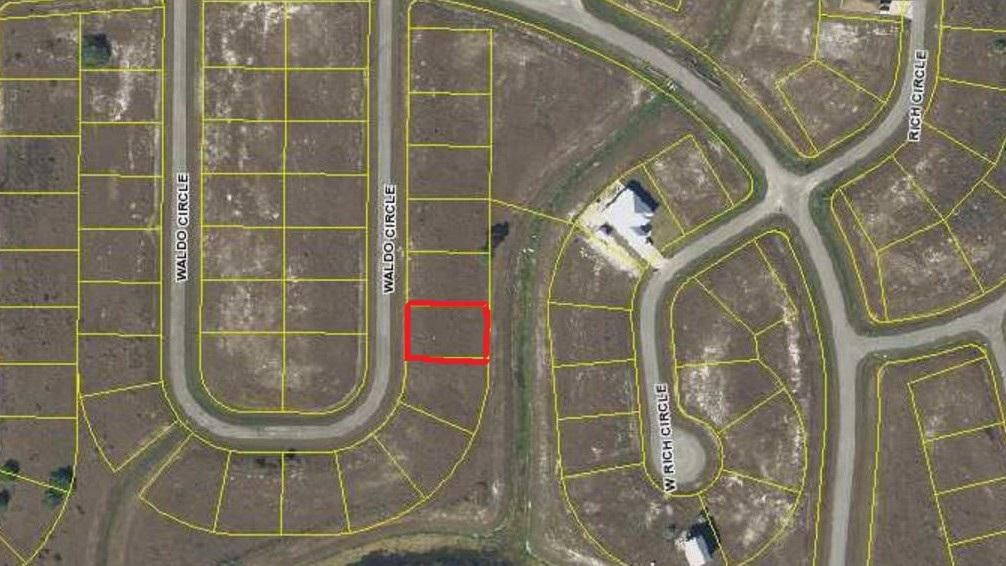 Land for Sale at 7029 Waldo Labelle, Florida 33935 United States