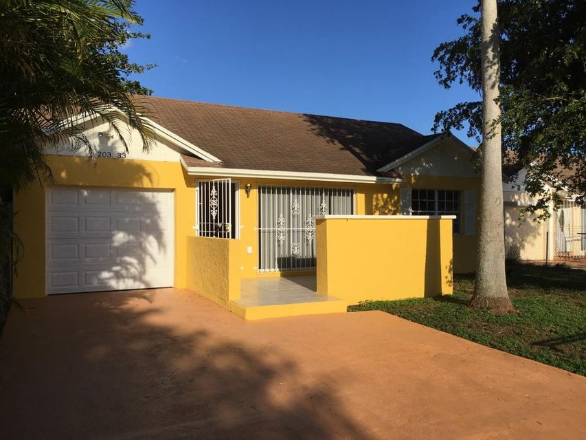 Home for sale in LESLIE PATIO HOMES SEC 3 Miami Gardens Florida