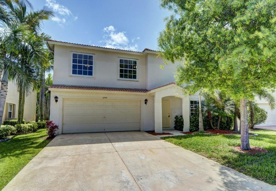 6595 Rainwood Cove Lane, Lake Worth, FL 33463