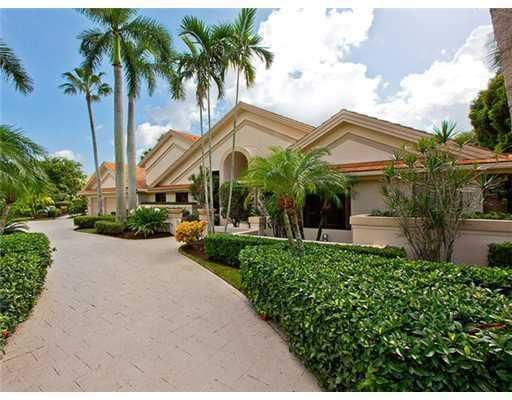 Single Family Home for Rent at 4335 Bocaire Boulevard 4335 Bocaire Boulevard Boca Raton, Florida 33487 United States