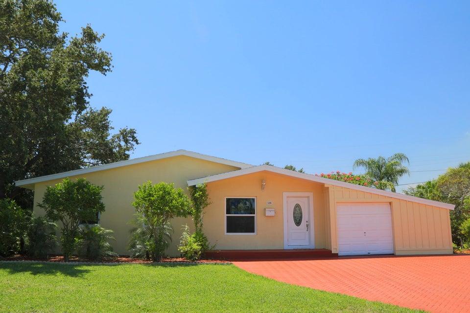 520 Kingfish Road, North Palm Beach, FL 33408