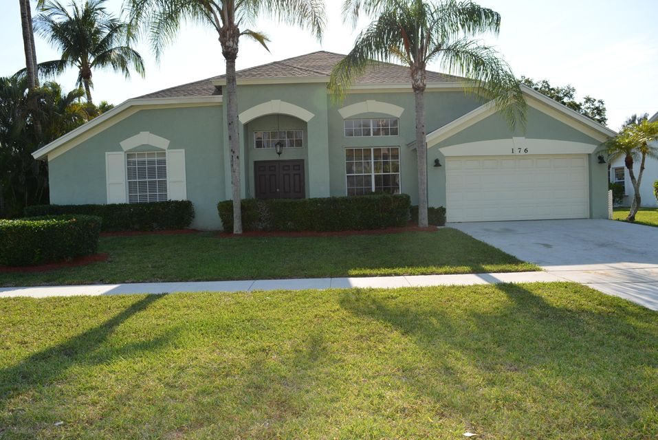 Single Family Home for Sale at 176 Kings Way Royal Palm Beach, Florida 33411 United States